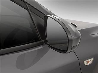 نمای آینه بغل توسان (ix35)