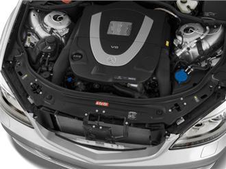 نمای موتور S-Class