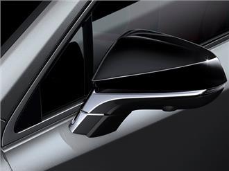 نمای آینه بغل لگسز NX
