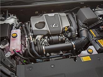 نمای موتور لگسز NX